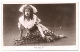 Bessie Butt as 'Cinderella'