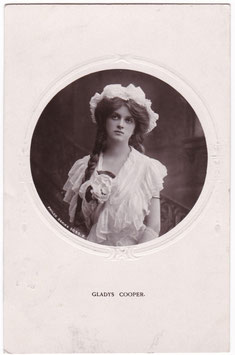 Gladys Cooper. Philco Series 5055 D