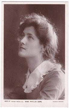 Phyllis Dare. Rotary 4077 P