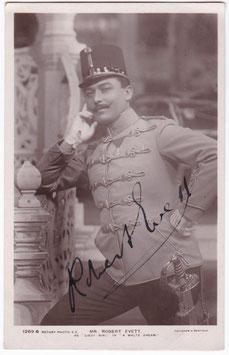 """Robert Evett """"A Waltz Dream"""" Rotary 1269 G. Signed postcard"""