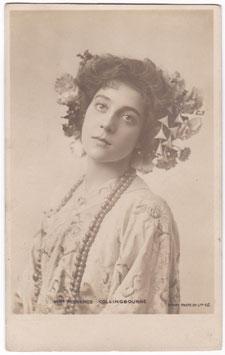 Florence Collingbourne. Rotary postcard