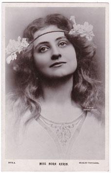 Nora Kerin as Juliet. Beagles 373 A