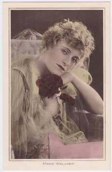 Marie Walcamp. Pictures Portrait Gallery No. 125