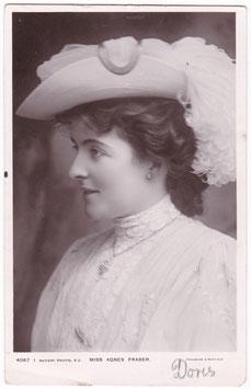 Agnes Fraser. Rotary 4067 I