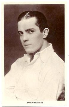 Ramon Novarro. Picturegoer 93