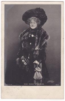 Marie Studholme. Faulkner 318 E
