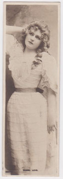 Mabel Love. Rotary bookmark