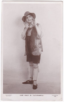 "Esmé Percy in ""Katawampus"" Guttenberg 1050"