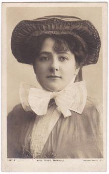 Olive Morrell. Rotary 1547 E