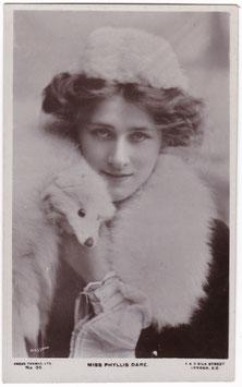 Phyllis Dare. Angus Thomas No 35