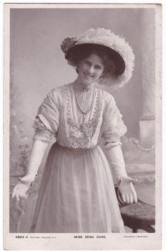 Zena Dare. Rotary 4865 A