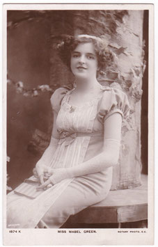 Mabel Green. Rotary 1874 K
