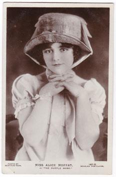 """Alice Moffat """"The Purple Mask"""" Beagles 187 O"""