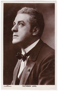 Matheson Lang. Picturegoer 64