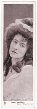 Jessie Bateman. Tucks Series 3 bookmark