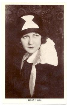 Dorothy Gish. Picturegoer 184a