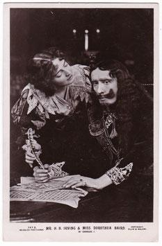 "H B Irving and Dorothea Baird ""Charles I"" Beagles 747 B"
