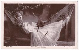 Blanche Stocker. Davidson Series 1911