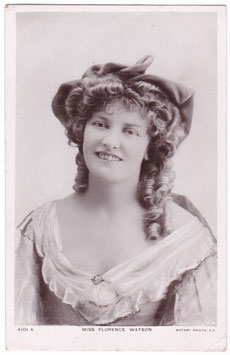 Florence Watson. Rotary 4101 A