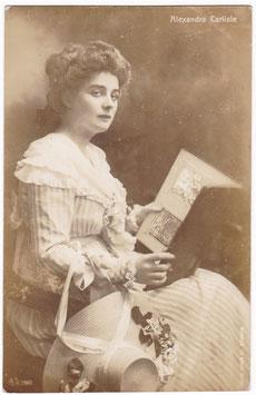 Alexandra Carlisle. Aristophot E 1361