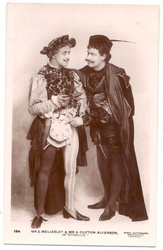 "E. Wellesley and Clifton Alderson ""Othello"" Guttenberg 124"