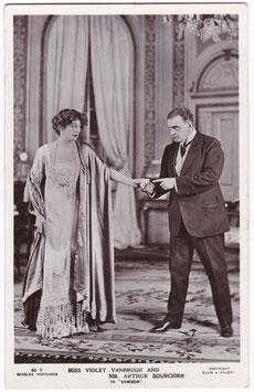 "Arthur Bourchier and Violet Vanbrugh ""Samson"" Beagles 85 Y"
