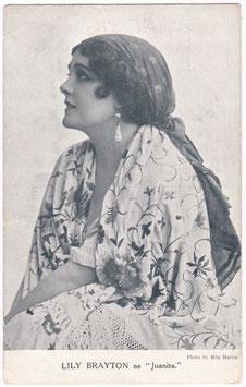 The Spanish Main. Oscar Asche, Lily Brayton. Apollo Theatre. Miles