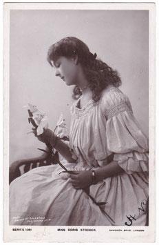 Doris Stocker. Davidson Series 1361