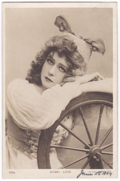Mabel Love. Rotary 155 G