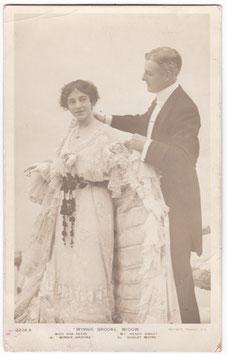 "Ada Reeve and Henry Vibart ""Winnie Brooke, Widow"" Rotary 3224 A"