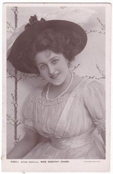 Dorothy Chard. Rotary 4353 L