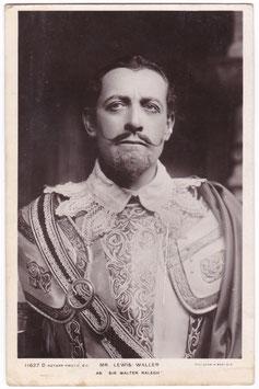 "Lewis Waller ""Sir Walter Raleigh"" Rotary 11627 D"