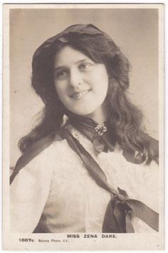 Zena Dare. Rotary 1607c
