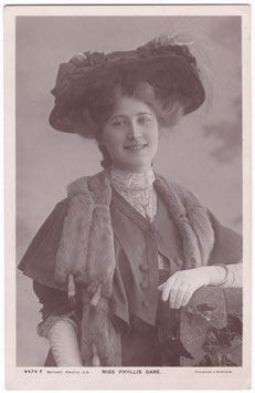 Phyllis Dare. Rotary 4474 F
