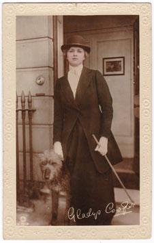 Gladys Cooper. Rotary B 70-2