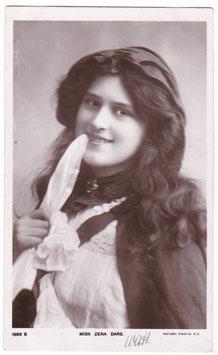 Zena Dare. Rotary 1669 B