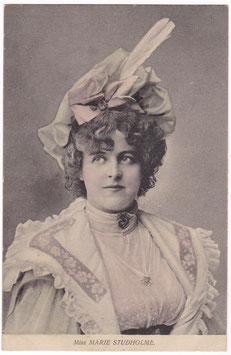 Marie Studholme. MS4