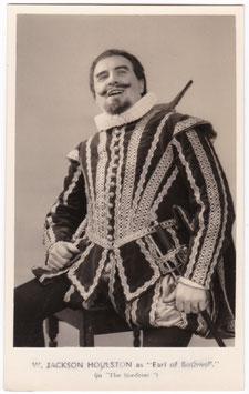 """W. Jackson Houlston. The Earl of Bothwell """"The Borderer"""""""