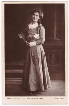 Phyllis Dare. Rotary 4077 O