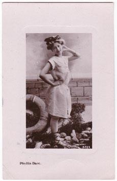 Phyllis Dare. Davidson 3111