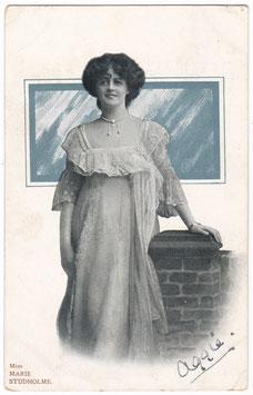 Marie Studholme. Marcus Ward's Series 84