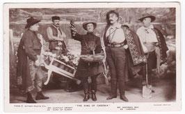 """Huntley Wright, Akerman May """"The King Of Cadonia"""" Rotary 7456 D"""