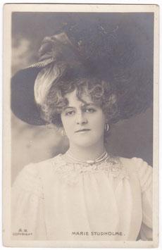 Marie Studholme. Dunn A 16