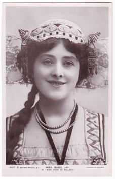 "Isabel Jay ""Miss Hook Of Holland"" Rotary 4417 O"