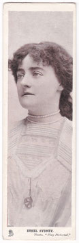 Ethel Sydney. Tucks Series 2 bookmark
