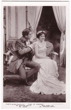 "Bertram Wallis. Isabel Jay ""The King Of Cadonia"" Rotary 7439 D"