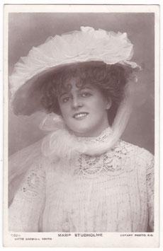 Marie Studholme. Rotary 222 W
