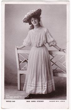 Doris Stocker. Davidson Series 1345