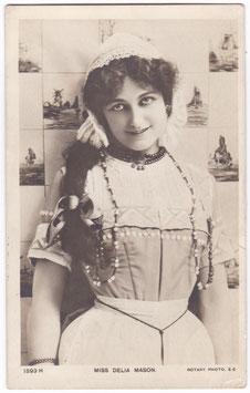 Delia Mason. Rotary 1593 H