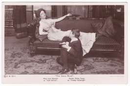"Lena Ashwell and Philip Tonge ""The Sway Boat"" E B 123-2"